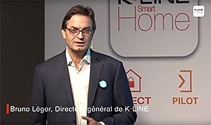 Conférence K-LINE Smart Home
