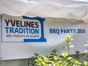 Yvelines tradition BBQ party 2016