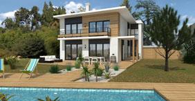 Decouvrez nos projets de maisons haut de gamme sur mesure