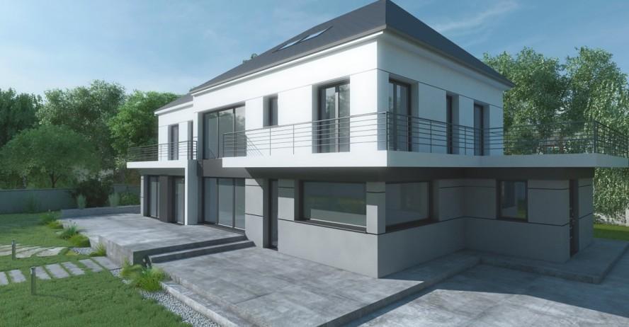 Maison haut de gamme villa de prestige 1
