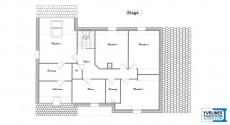 Maison haut de gamme classique et modernit for Plan maison haut de gamme