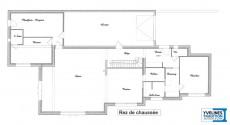 Maison haut de gamme int gr e son environnement for Plan maison haut de gamme