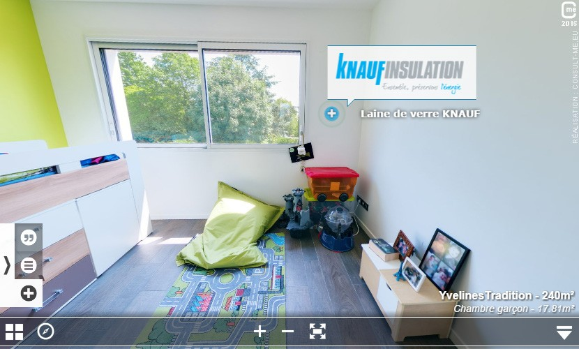 Knauf insulation visu