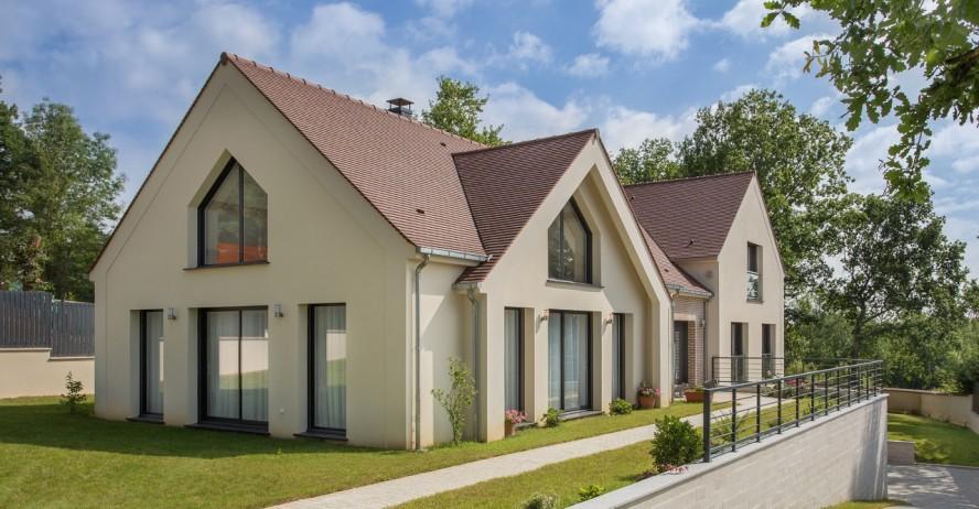 Yvelines tradition construction de maisons individuelles for Construction de maisons individuelles 4120a